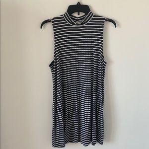 ABOUND stripped dress